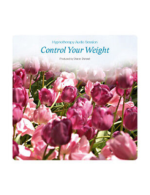 Self Hypnosis CD - CONTROL YOUR WEIGHT by Sharon Shinwell