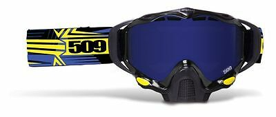 509 Sinister X5 Goggles Prizm Snowmobile Snow Snowmobiling Goggle 2015