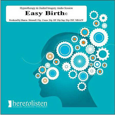 Self Hypnosis CD - EASY BIRTH by Sharon Shinwell