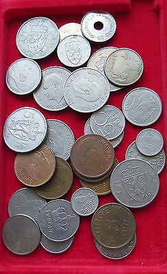 COLLECTION LOT NORWAY 29pc 225g   #xxi 140