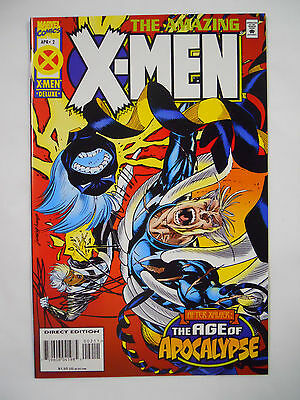 VINTAGE! Marvel Comics Amazing X-Men #2 (1995)-Age of Apocalypse