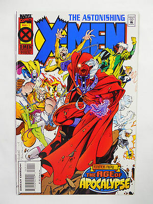 VINTAGE! Marvel Comics Astonishing X-Men #1 (1995)-Age of Apocalypse