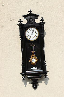 Lenzkirch  oryginal clock in Greate shape  1875