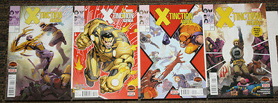 Marvel X-Men: X-Tinction Agenda # 1-4 COMPLETE SET - Secret Wars