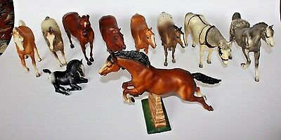 10 Breyer Horse Collection, see list and photos