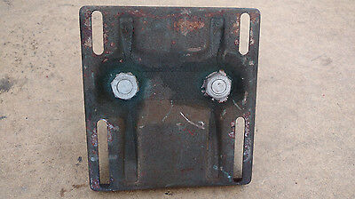 Shopmaster Tools Vintage Drill Press DP-608 Motor Mount Bracket Plate