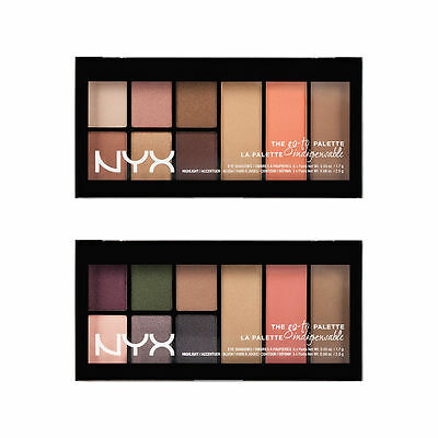 NYX The Go-To LA Palette Indispensable, You Choose!