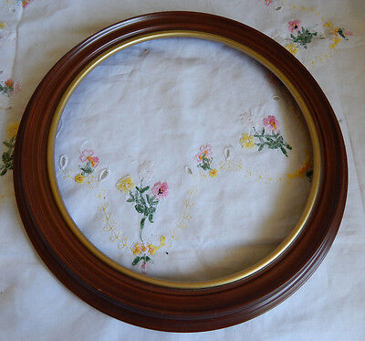 Decorative Plate Display Frame (Wood-Painted Finish)