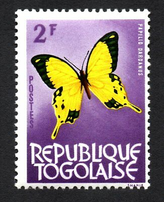 Togo 1964 Insect Butterfly MNH #463