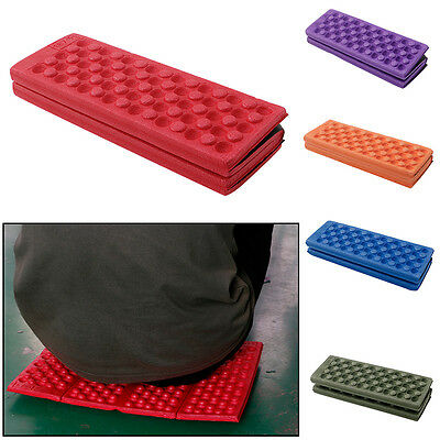 Outdoor Portable Foldable Foam Waterproof Garden Cushion Seat Pad Chair Camping