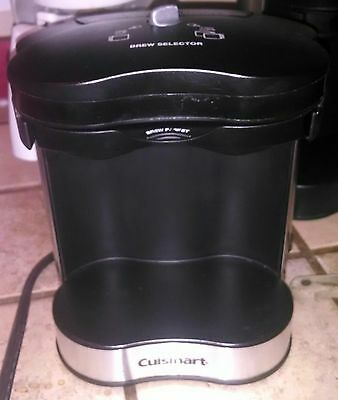CUISINART 1 or 2-cup Coffee & Tea Maker - Hotel Tough!