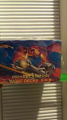 Galactic Empires Primary Edition Sealed NEW