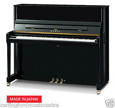 PIANO KAWAI K300 UPRIGHT NEW + adjustable BENCH @ CarlingfordMUSICcentre