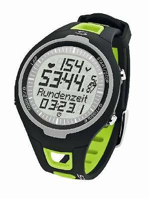 SIGMA Smart watch heart-rate monitor PC 15.11 black/green Sport