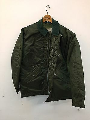 Military Issued Extreme Cold Weather Jacket Impermeable Lined