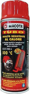 SPRAY PINTURA ANTICALORICA ROJO 800º 400 ml.