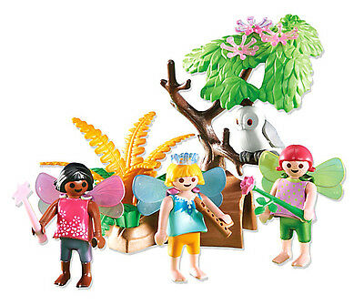 "PLAYMOBIL® Fairies 6398 ""3 Feenkinder"" NEU & OVP!"