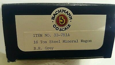 Bachmann Mineral Wagon 33-751A box only