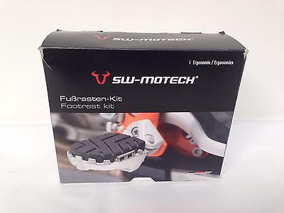 SW-MOTECH Footrests to fit Triumph Tiger 800