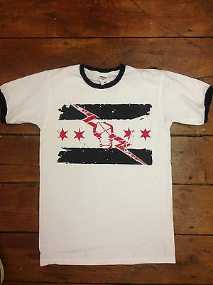 Cm Punk Best In The World Wrestling T-Shirt Xl Size