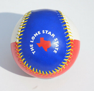 NEW Baseball USA TEXAS LONE STAR STATE AMERICA DALLAS HOUSTON NEW & UNUSED
