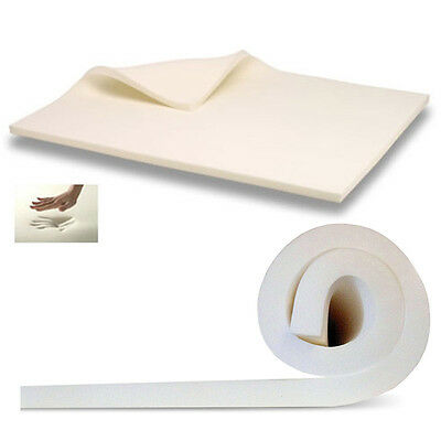 New 100% Orthopaedic Memory Foam Mattress Toppers - All Sizes & Depths