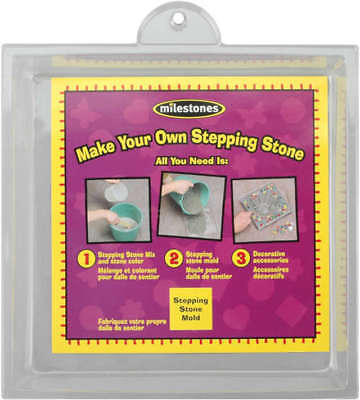 """Stepping Stone Mold Square 8"""" 90723131"""