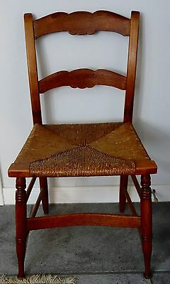 Antique Early American Chair Philadelphia 4 chairs