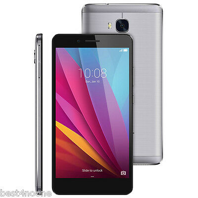 "Huawei Honor 5X (KIW-UL00) 5.5"" Android 4G Smartphe Octa Core 2G+16G FHD 13.0MP"