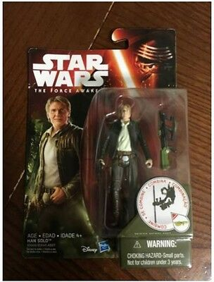 Star Wars Basic figure Han Solo The Force Awakens From Japan