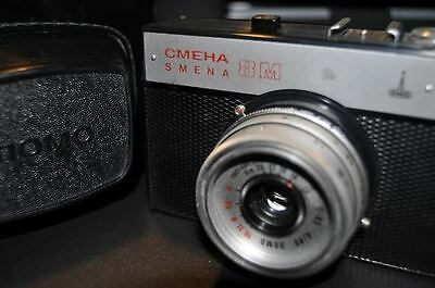 Smena 8m  35mm Camera Rare lomo