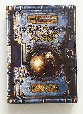 ★ D&D ITA★ Dungeon and Dragons 3.5 ★ GUIDA DEL DUNGEON MASTER II ★ Manuale Base