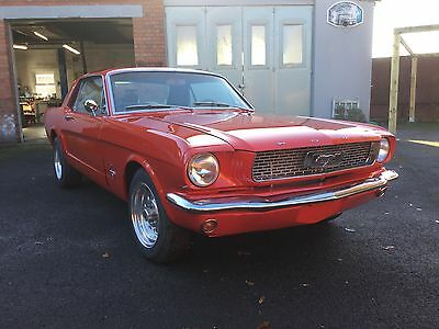 1966 Ford Mustang Coupe 351 Windsor V8