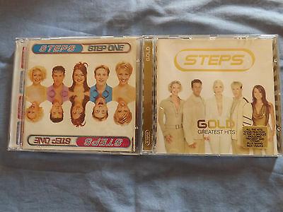 Steps - Step One  Steps - Gold Greatest Hits