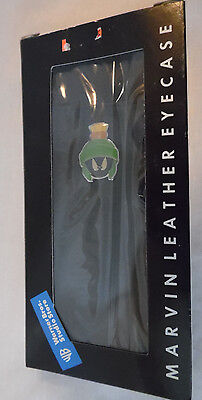 Marvin the MArtian Looney Toons Leather eyecase  NIB