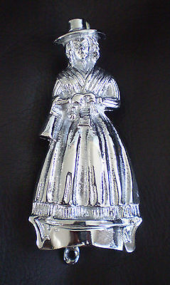 Chrome Jenny Jones Door Knocker