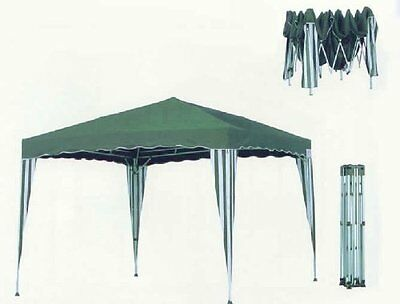 Carpa 3X3M Verde Plegable