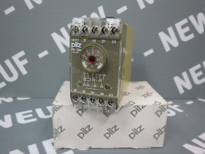 06750 - Pilz - 06750/Pa-1sk 16m Ohms Safety Time Delay Relay New