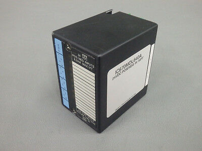 Ic670Mdl640 Ge Fanuc Input Module 16 Points 24Vdc Ic670Mdl640 Used Warranty