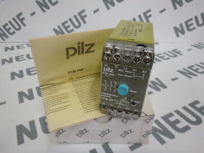 479160 - Pilz - 479160/P1m-1nk 230vac Relay Protection New.new