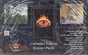 ICE METW CCG Tolkien Unlimited Edition Booster box
