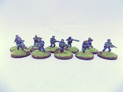15mm Sci Fi ADVENTURERS / CHARACTERS x10 Superbly Painted Traveller 37252