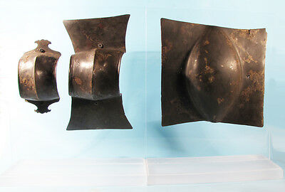 Celtic Iron Shield Boss and Hand Grips - Ancient Art & Antiquities