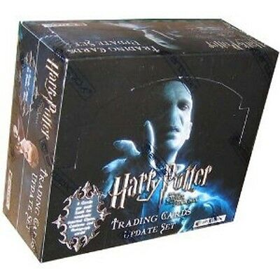 Harry Potter and the Order of the Phoenix Movie Update Set Trading Card Pack