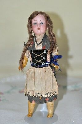 """Antique 9""""in. Armand Marseille Doll German FREE SHIPPING"""