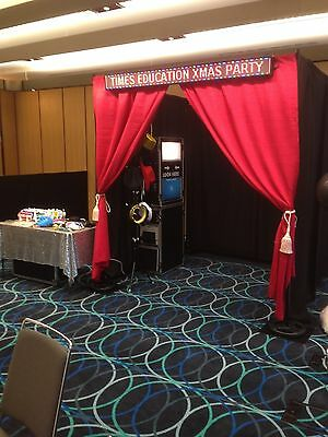 Hire Absolute Photo Booths For Your Next Event/function/xmas Party/birthday
