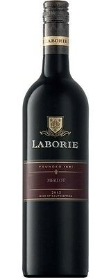 South African Alcohol/ Wine Laborie Merlot (750mL)