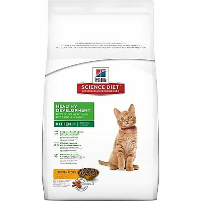 Hill's Science Diet Kitten Food 4kg - FREE Shipping