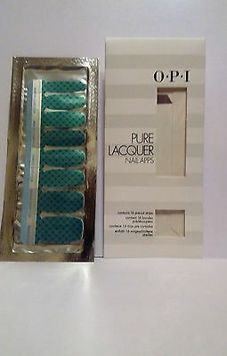 O.P.I Pure Lacquer Nail Apps Fishnet AP110