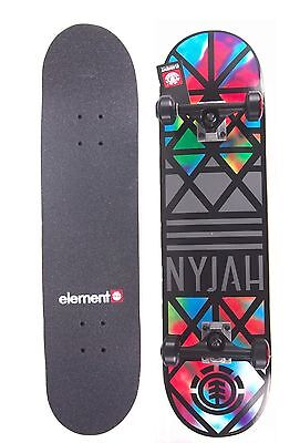Element Skateboards Nyjah Complete (Factory Assembled)F